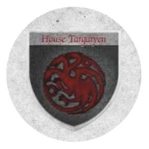 Escudo Targaryer