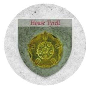 Escudo casa Tyrell